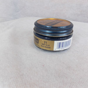Meltonian Shoe Cream Navy Blue #21 Original Full
